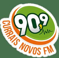 Rádio Currais Novos FM 90,9 de Currais Novos - Rio Grande do Norte
