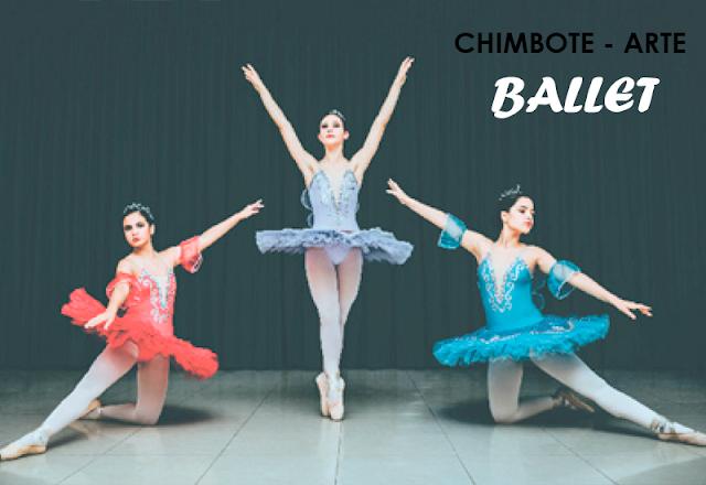 CHIMBOTE ARTE - BALLET