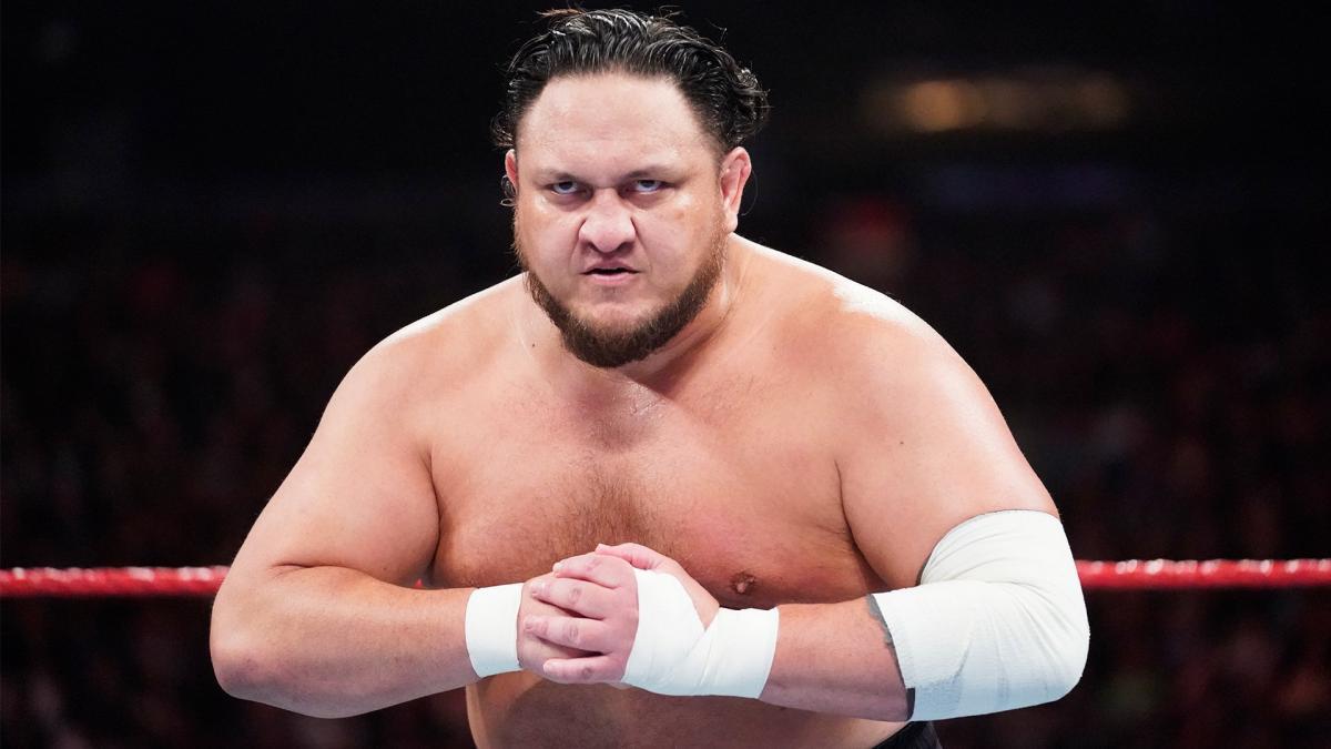 Samoa Joe lutará no NXT TakeOver 36