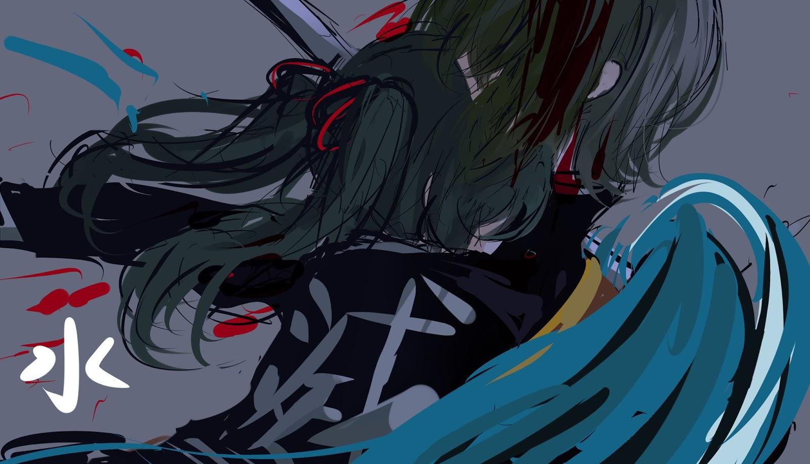 Wind - Fan Art by 李嘉玲 - Blogfanart