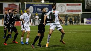 ¡Ya somos segundos! Dux Internacional de Madrid 1-2 Real Madrid Castilla.