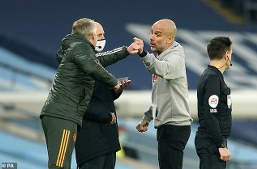 Pep Guardiola: I have no issue with Ole Gunnar Solskjaer, Problem 'solved'