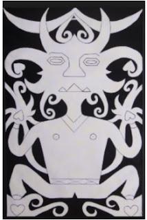 contoh soal motif hias gambar dekoratif
