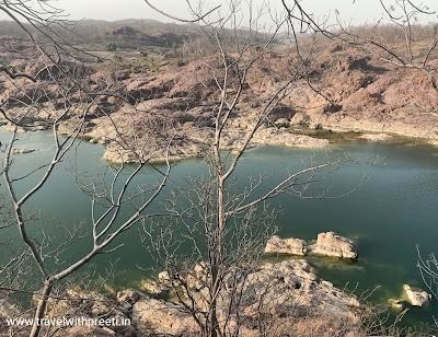 केन घड़ियाल अभयारण्य खजुराहो - Ken Gharial Sanctuary Khajuraho