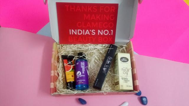 January GlamEgo box