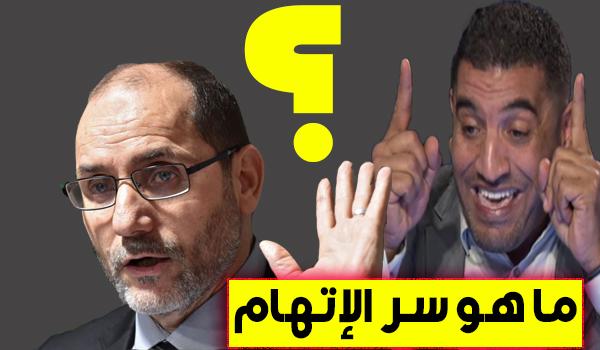 مقري يفتح النار على كريم طابوا ما رأيكم ؟ !!!!!!!