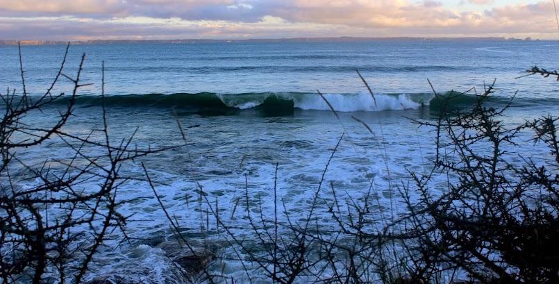 Łapiąc fale / En capturant les vagues (Plougonvelin)