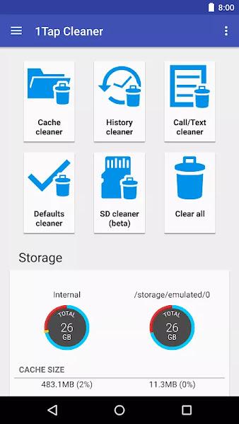1Tap Cleaner Pro (MOD, Premium)
