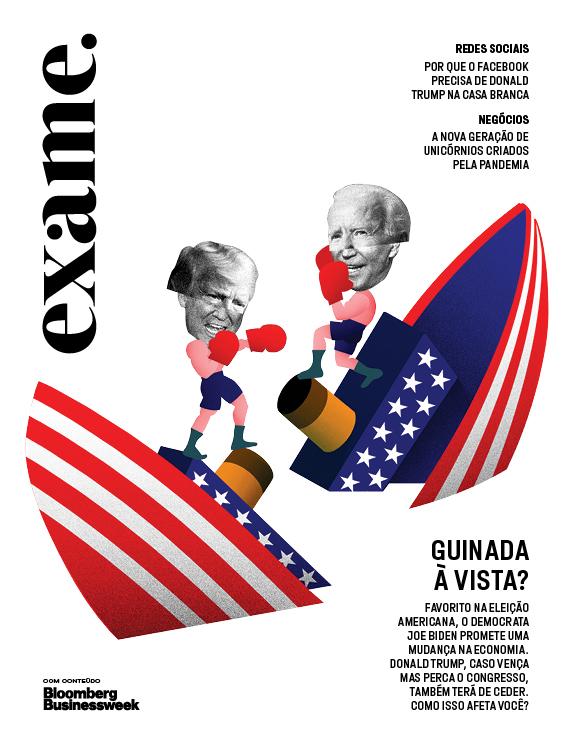 REVISTAS SEMANAIS- destaques de capa das revistas que chegam às bancas e residências dos assinantes neste final de semana. Sábado, 24/10/2020