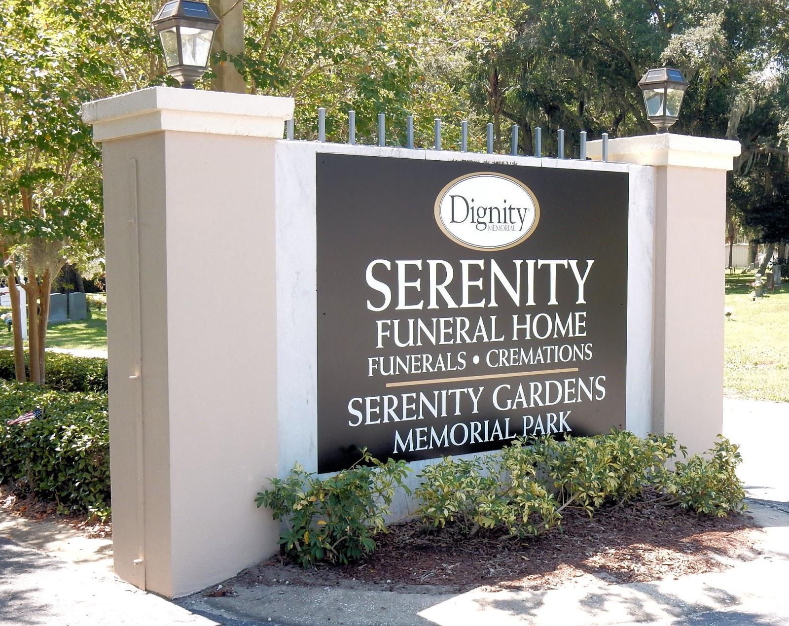 Serenity Gardens Memorial Park Largo Florida Fasci Garden