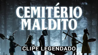 Cena do Filme Cemitério Maldito Legendado