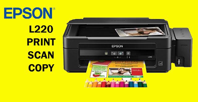 Harga Printer Epson L220 Driver Epson L220