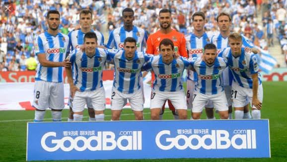 Jadwal Skuad Real Sociedad 2020