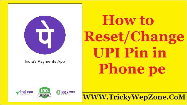How-to-Reset-UPI-Pin-in-Phone-pe