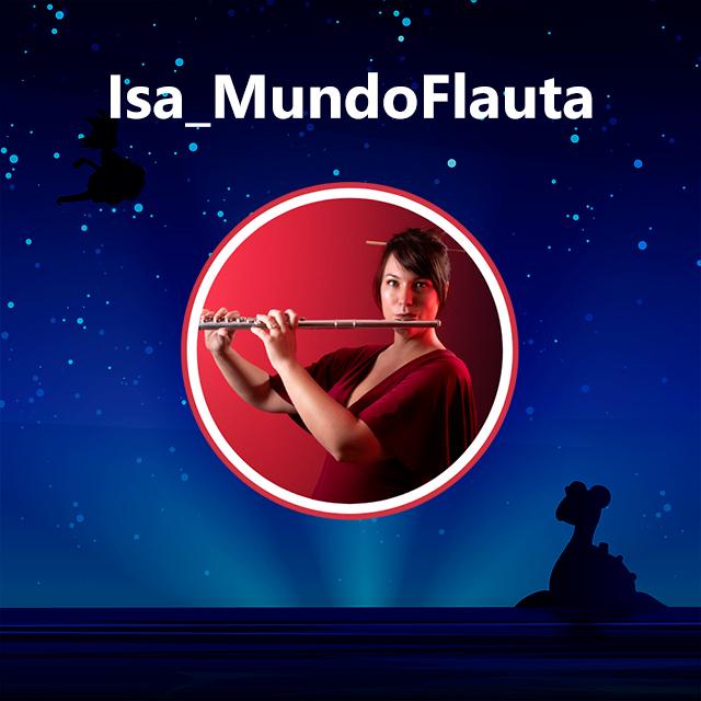 Imagen con el logotipo de Isa_Mundoflauta