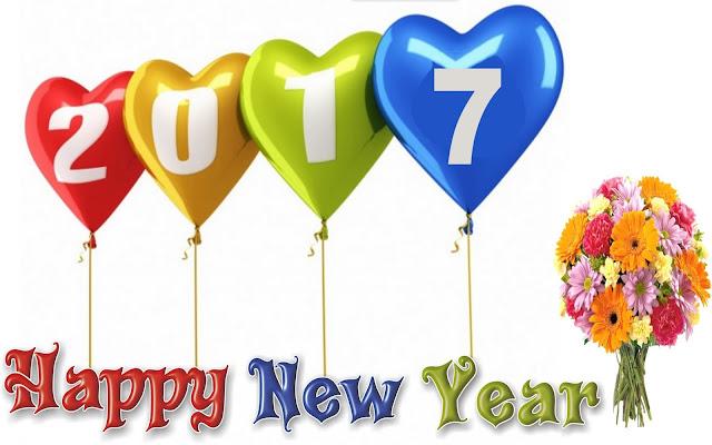 Top 10 Happy New Year 2017 HD Wallpaper