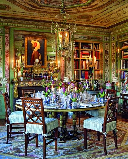 The Dining Room Brooklyn: Just A Girl From Brooklyn: Home Sweet Home: Howard Slatkin