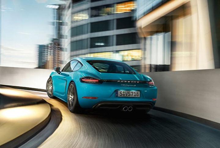 Bảng giá xe Porsche mới nhất tháng 5/2020: Siêu phẩm Cayenne Turbo niêm yết 9.05 tỷ đồng