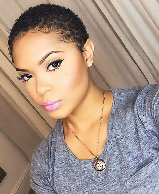 2019 Sexy Short Natural Haircuts to Try