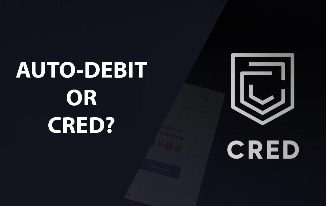 Auto debit or cred?