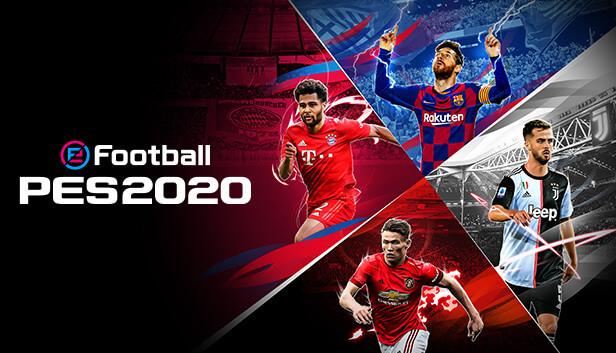 eFootball PES 2020 - Pro Evolution Soccer افضل ألعاب كرة قدم