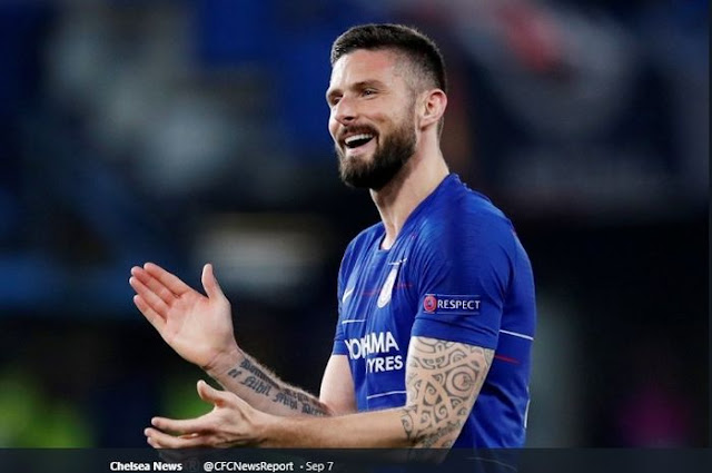 Because of one player, Olivier Giroud's move to Inter Milan was stalled