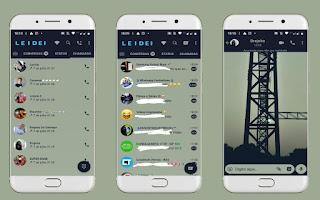 Tower Theme For YOWhatsApp & Fouad WhatsApp By Leidiane