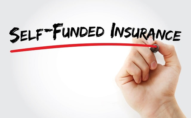 how business save money self-funded insurance plan captive insurance policy coverage