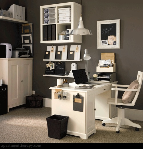 Home Office Design Examples: Renée Finberg ' TELLS ALL ' In Her Blog Of Her Adventures