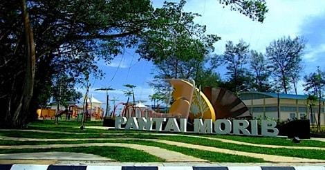 Pantai Morib, Malaysia