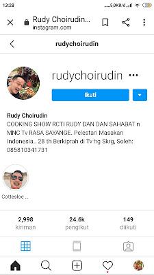 Rudi choirudin