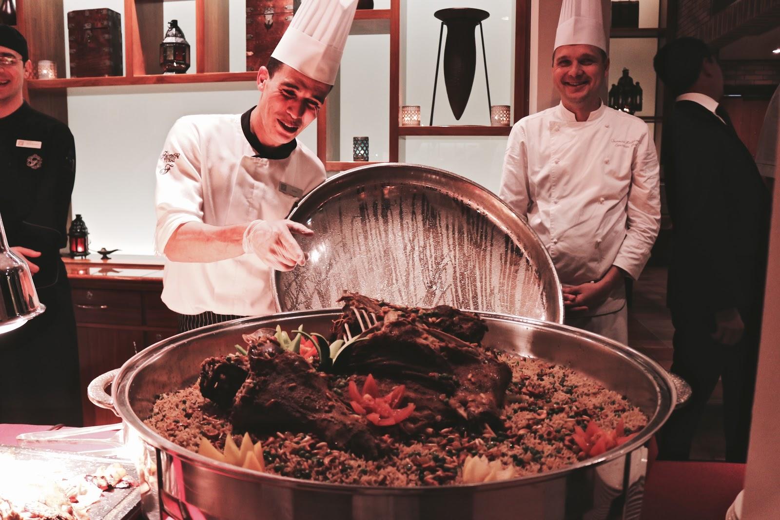 Fairmont Dubai Iftar