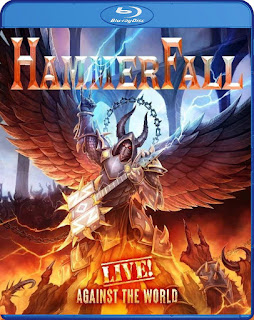 Hammerfall: Live Against the World [BD25]