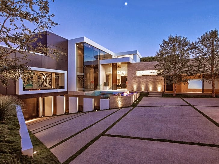 36 Million Dollars Modern Home In Beverly Hills Most