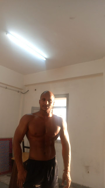Gym At home by Kuldeep Arya Veer