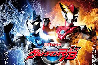 Ultraman R/B – Episodio 25