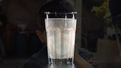 A glass of milk - a motivational story