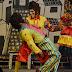Produções do Galpão das Artes de Limoeiro no palco do Museu do Cangaço
