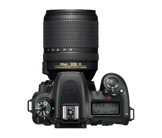 Nikon D7500 body with 18-140 lens rate