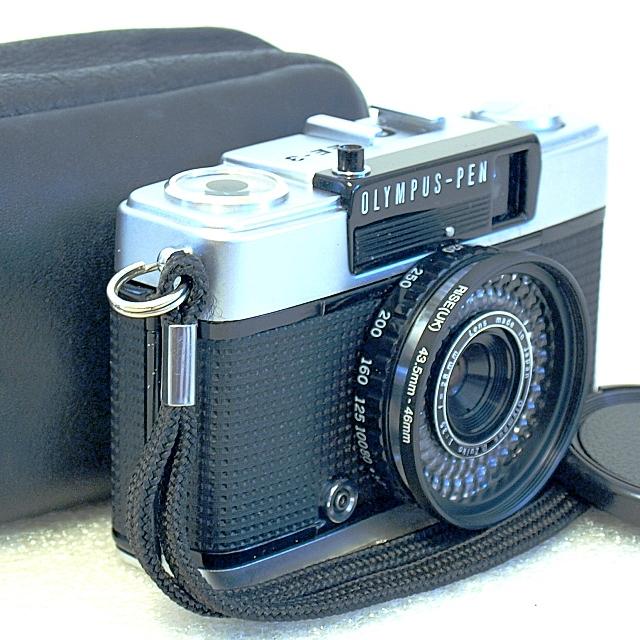 Film Camera Review: Olympus Pen EE.3