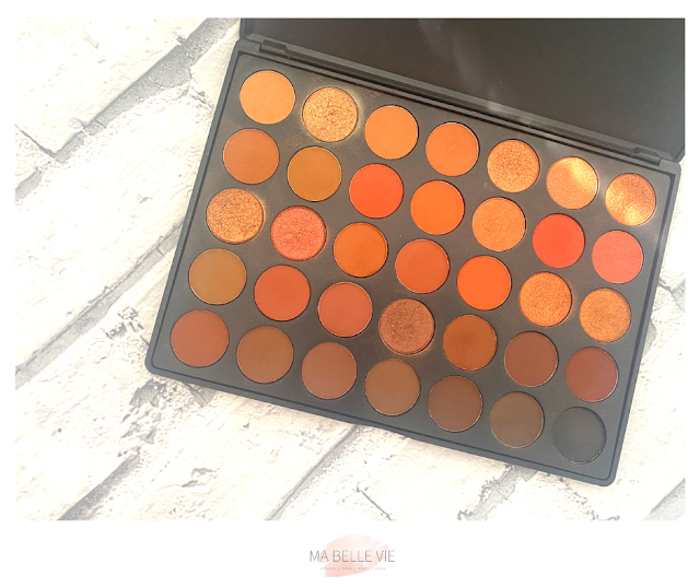 Beauty Products, Beauty, Makeup, Eyeshadow Palette, W7, Morphe dupe