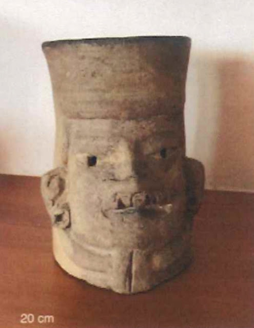 Mexico recovers three archaeological pieces in Germany