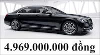 Giá xe Mercedes S450 L Luxury 2021