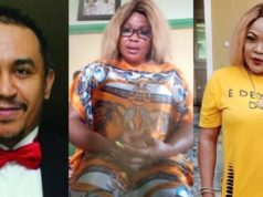 """Raise your child and stop the blackmail"" – Daddy Freeze fires at Francis Odigie for calling on baby daddy to take responsibility"