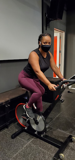 Under Armour Sportsmask for Indoor Cycling
