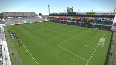 PES 2019 Stadium Nuevo Monumental by The_Pelado