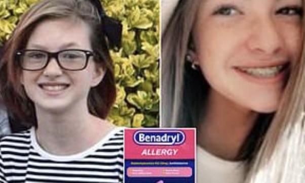 Gadis ini melakukan tantangan Benadryl: Quora