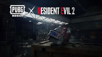 PUBG Mobile Resident Evil 2 poster 1548413360044