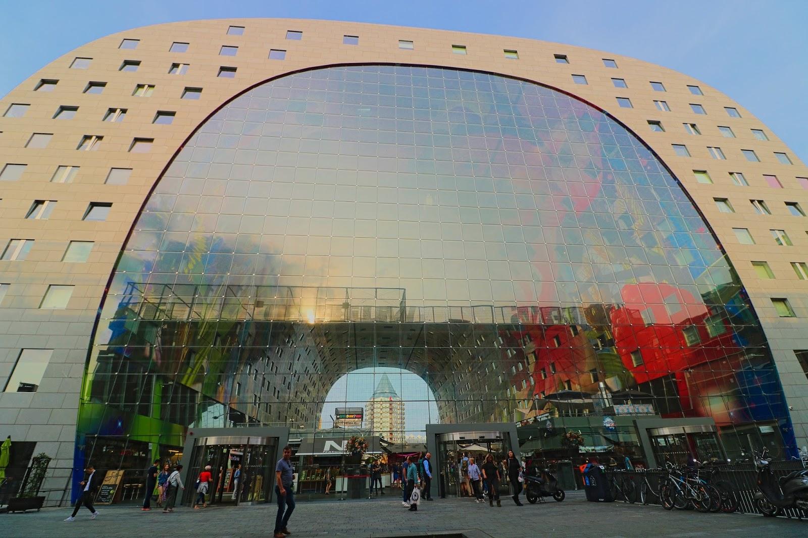 Holandia, zwiedzanie, podróże, blog, hala targowa