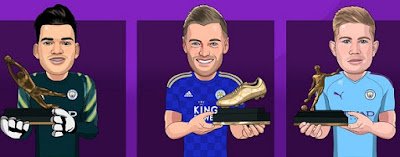 Top 10 Premier League goal scorers,Golden Boot cleansheets, most assists in 2019-20